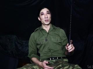 Drill sergeant lillith sadistic orgasm solo...