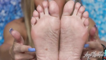 your Foot Addiction Runs Deep - Nikki Ashton