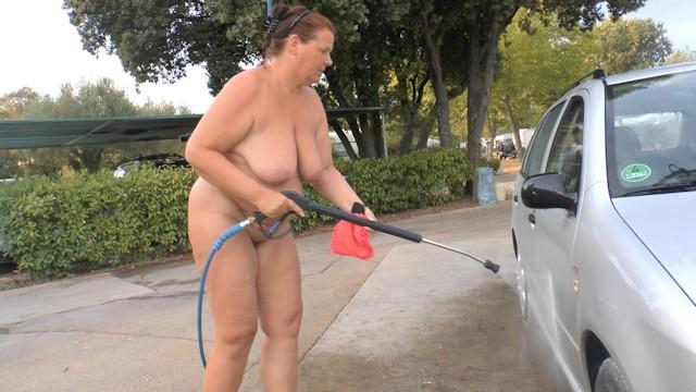 Große Milf Auto Pick Titten Up Hausfrau: 14,215