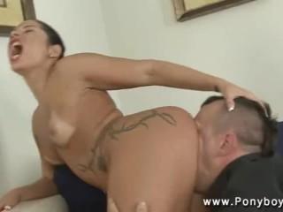 Evie delatosso and monica santiago in hot femdom...