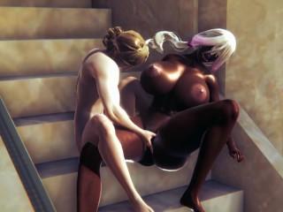 Masturbating Natasha