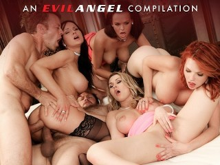 Evilangel rocco siffredis double anal compilation...