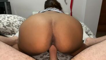 So I fuck my big ass