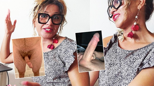 Vanassa hutchins nude pics Dick pics reactions: your dicks rated by a real porn actress - maëlle