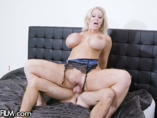DevilsFilm Hot Real Estate Agent MILF Alura Jenson Is Drilled Hard By Her Client's Son