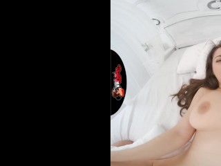 VRLatina – Big Boobs Latina Riding Your Cock – VR Experience