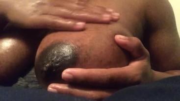 Nice big bouncy tits