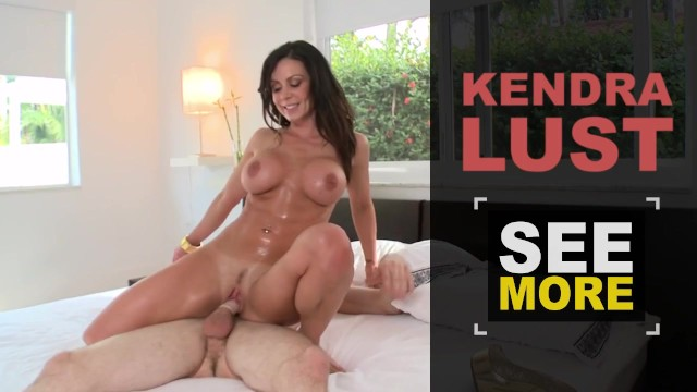 CULIONEROS - Curvy MILF Kendra Lust Getting Her Big Ass Banged By Brick Danger