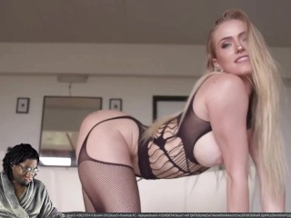 SecretCrush4K - Looking At You While He Fucks My Tight Holes - REACTION