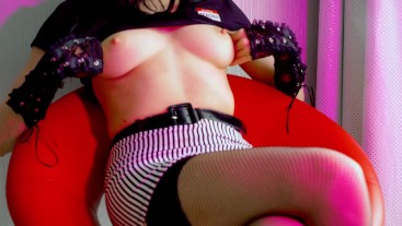 Masturbation hot school teacher great female orgasm 2 times with lovense lush