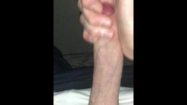 Straight Guy Masturbate Big Dick