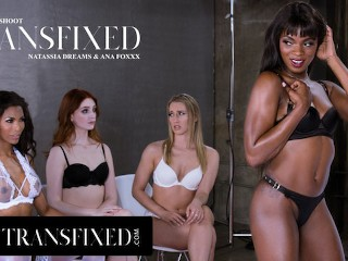 ADULT TIME Transfixed: Ana & Natassia Have Hot Sex After Lingerie Photoshoot