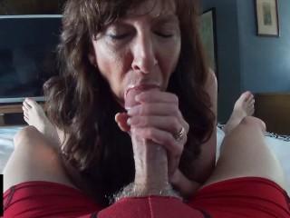Sexiest granny on pornhub blowjob finish compilation...