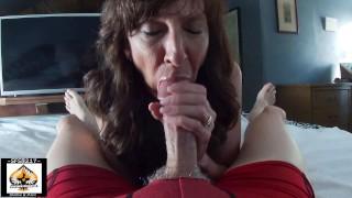 Sexiest Granny On Pornhub Blowjob Finish Compilation