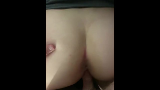 Baby getting fucked face down for a creampie 12