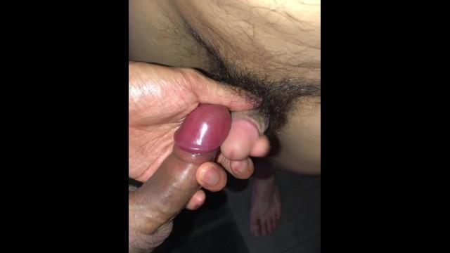 Boy gay tehran 1 inch microdick from a fit muscle boy