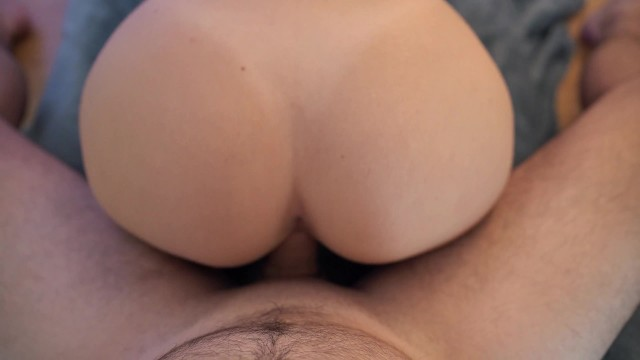 SLUTTY PAWG TEEN RIDES MY COCK IN DOGGYSTYLE, She Creamed Herself Throbbing Orgasm, Bubble Butt 4K 1