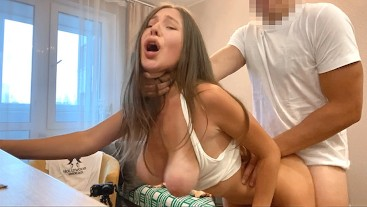 Fucked the wife of a business partner and cum on her face - DICKFORLILY