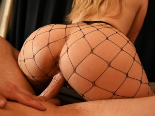 I love bouncing ass on his hard cock...