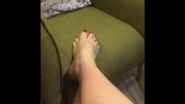 Talking Dirty Foot Fetish 12