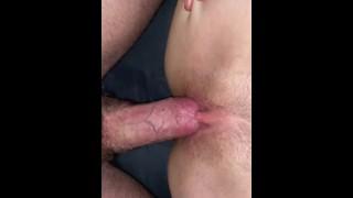 Quick Fuck Wife Close Creamy Pussy