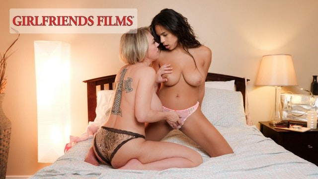 Seduced a woman to turn lesbian Autumn falls seduces her tutor to avoid studying - girlfriendsfilms