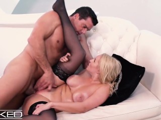 Wicked – Busty Vanessa Cage Rides Big Cock