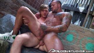 Guys Plan To Double Team Girl But Would Rather Fuck Each Other