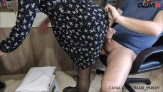Pregant Wife Gets Bent Over and Fucked Doggy Style | CAM4