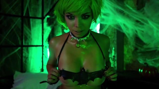 Eros und tantanos Beetlejuice ero cosplay video - topless