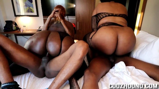 Bbw pink princess 4 way bbw big butt allstars