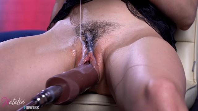 Adult chewable multivitamins Sex machine torture my pussy,i get multi squirt orgasm