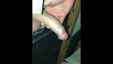 Gloryhole Full video, hung as fuck.