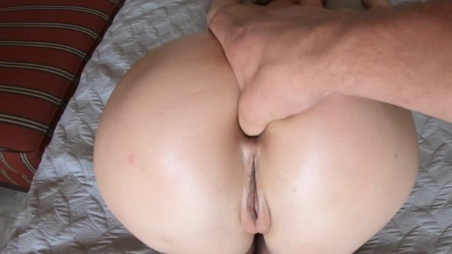 Curious stepsister Say stepbrother to put figers in ass Doggystyle 49