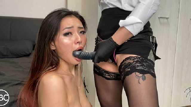 Black escort agencies Mistress hinako put me a gagball and fuck me so hard - rae lil black