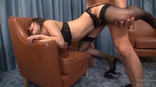 Sexy lady fuck in the hotel room