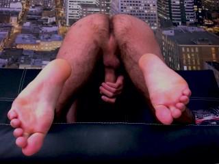 Best amateur ass view cumshot you will find...