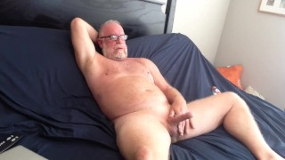 Older Mature Masturbation