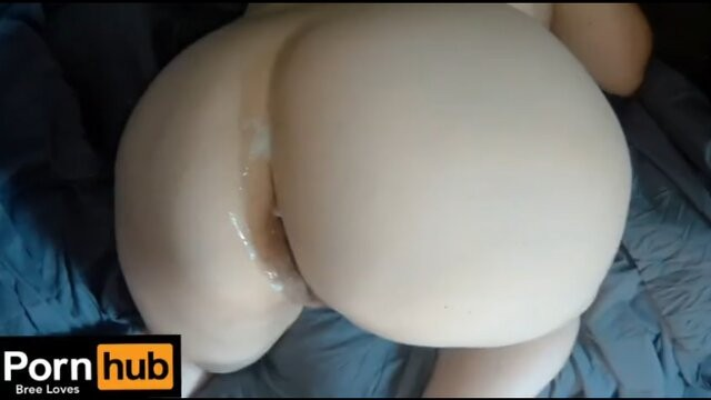 Bree hodge being fucked Getting fucked by native guy cums on my ass