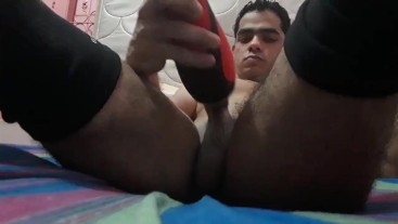 Playing With My Vibrator..