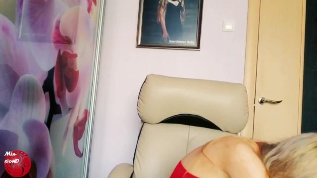 Sexy Makeup brush. Promo Video. Heavy Make up Fetish. 1