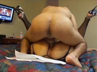 To real maid masked her job part 1...