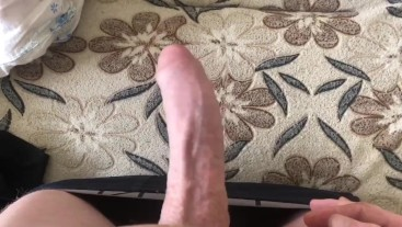 Drooling All over Straight Guy Cock
