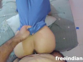 Indian Homemade Blowjob and fuck