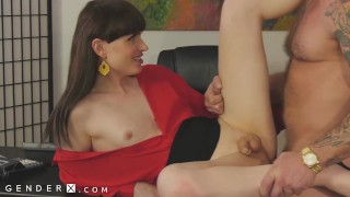 Corporate Manager Natalie Mars Fucked In The Office
