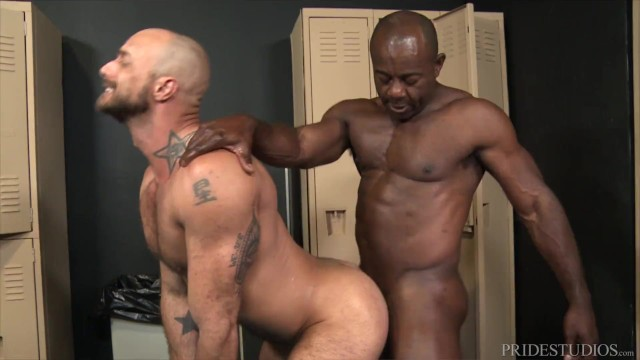 Favorite sports of gay men Extrabigdicks - aaron trainer cant hide his huge boner
