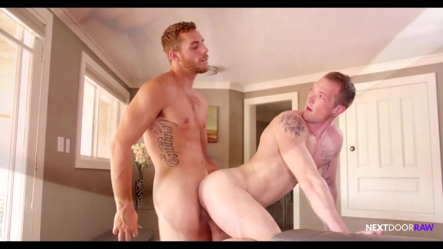 I always thought you were gay Carter woods learns you should always cum before a big date