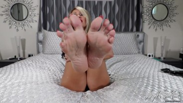 My Feet Are What You Need - Nikki Ashton