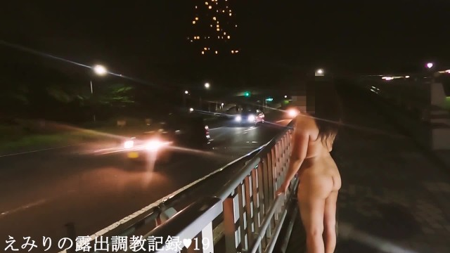 Lingerie football exposure Emiri naked exposure, pissing spanking