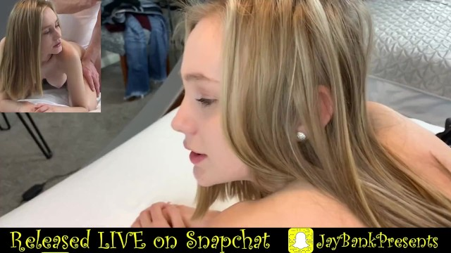 Teen ANAL! #20-12-UC   7 Hours / 8 Cameras 18auditions x Jay Bank Presents 12